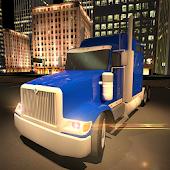 Truck Trail Parking 3D