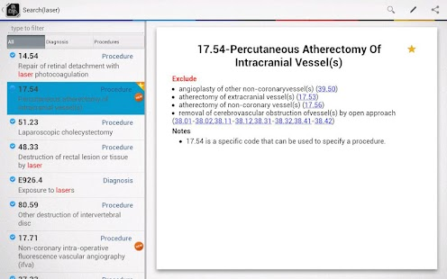 ICD 9 Lite 2012 - screenshot thumbnail