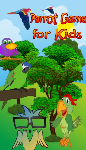 Parrot Game for Kids