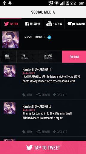 【免費音樂App】Hardwell-APP點子