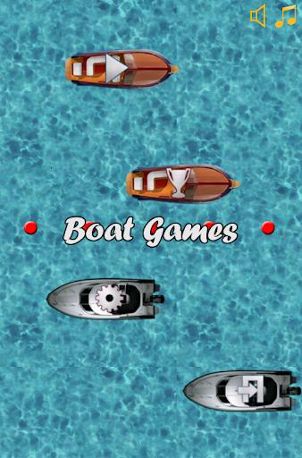 摩托艇赛车游戏