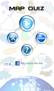 World map quiz puzzle apps on google play screenshot image gumiabroncs Image collections