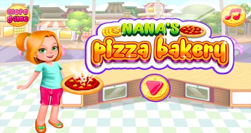 比萨烘焙烹饪游戏