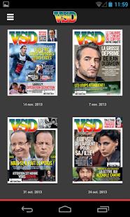 VSD le magazine - náhled