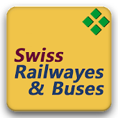Swiss Rail & Bus 스위스 대중교통