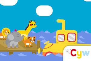 Screenshot of Cyw - O Dan y Dŵr