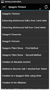 Alchemy Instuctions - screenshot thumbnail