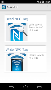 ABA NFC- screenshot thumbnail