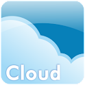 Cloud Theme GO Launcher EX logo