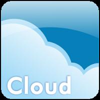Cloud Theme GO Launcher EX 1.0
