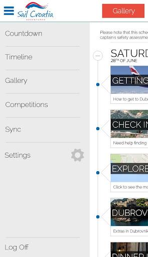 【免費旅遊App】Sail Croatia-APP點子