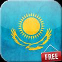 Flag of Kazakhstan icon