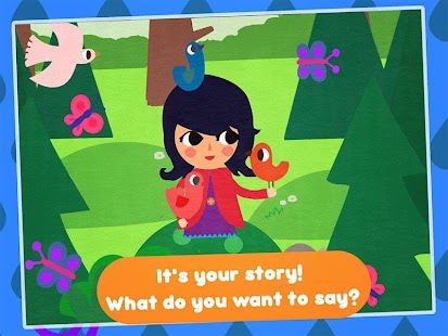 kids story studio fairy tales- screenshot thumbnail