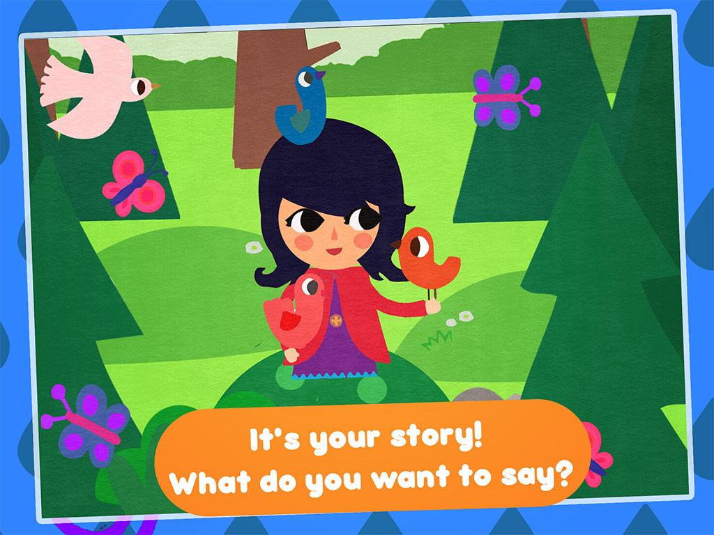 kids story studio fairy tales- screenshot