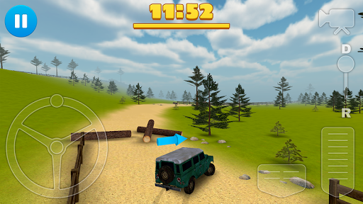 4x4 Off-Road Game 1.0.0 screenshots 3
