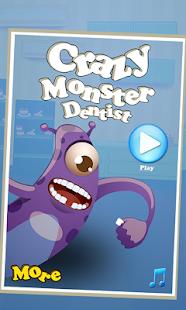 Crazy Monster Dentist
