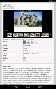 Louisville Home Search- screenshot thumbnail