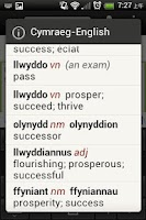 Screenshot of Literatim: Keyboard Cymraeg