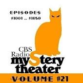 CBS Radio Mystery Theater V.21