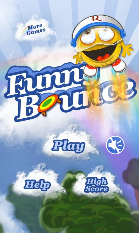 Funny Bounce- screenshot