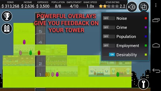 Droid Towers- screenshot thumbnail