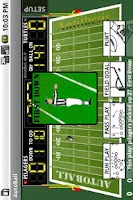 Screenshot of Solitaire Football