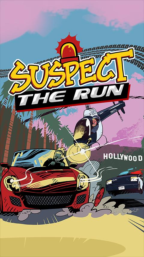 Suspect: The Run! - screenshot