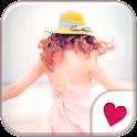 Cute wallpaper★Sweet Girl icon