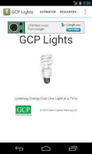 GCP Lights - screenshot thumbnail