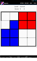 Screenshot of Squares