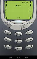 Screenshot of Classic Snake - Nokia 97 Old