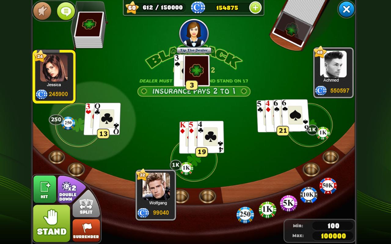 best arena 4deck blackjack