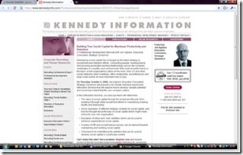 Kennedy_Information_screenshot