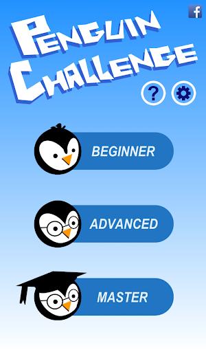 Penguin Challenge