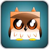 Crossing Owl