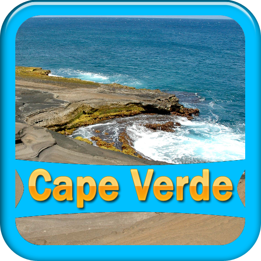Cape Verde Offline Map Guide 旅遊 App LOGO-APP試玩