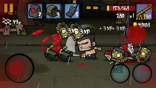 Zombie Age 2: The Last Stand 1.2.2 screenshots 5