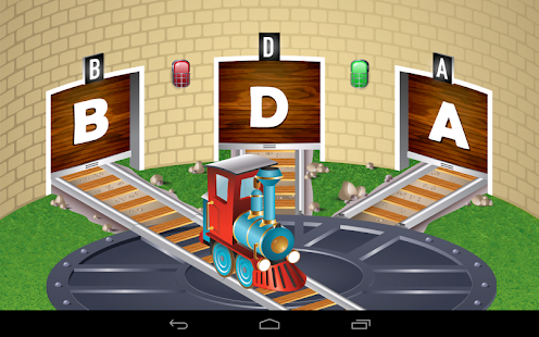 Kids ABC Trains Game - screenshot thumbnail