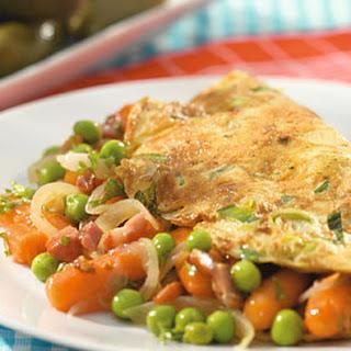 Omelet 'Bonne Femme' Recipe
