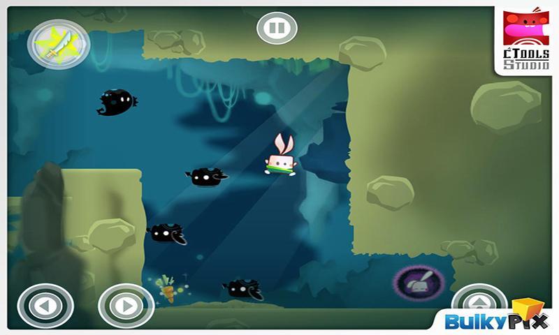 Kung Fu Rabbit screenshot #1