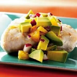 Avocado Ginger Salsa