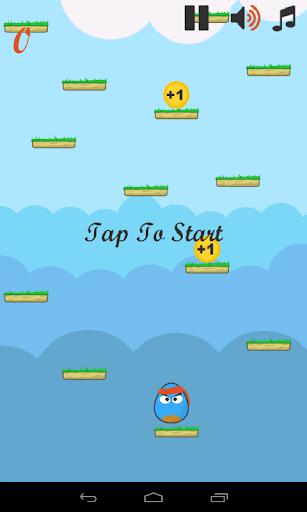 jump ninja boy