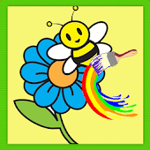 Flower Coloring for Kids