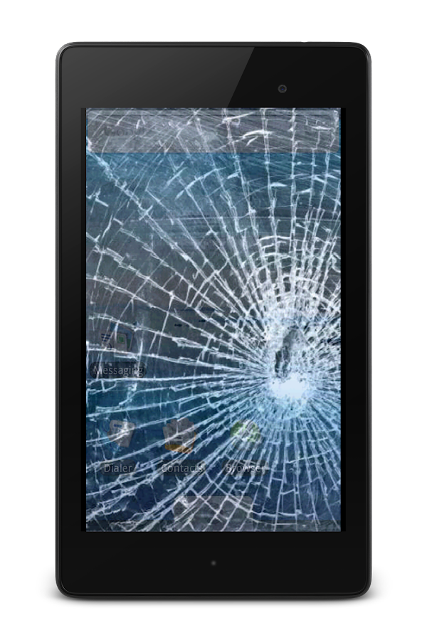 Broken Screen: Cracked Prank - screenshot