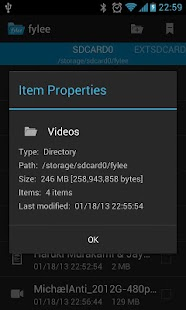 fylee | File Manager- screenshot thumbnail