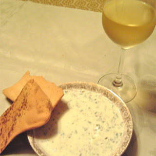 Cervelle de Canut (Fresh Cheese with Fines Herbes)