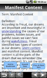 免費教育App|Glossary of Psychology|阿達玩APP