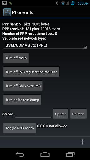 Advanced Signal Status 1.5.7 screenshots 4