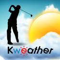 골프 날씨 - 케이웨더 icon
