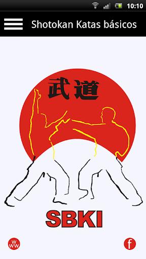 Shotokan Katas básicos